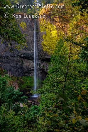 Latourelle Falls - Columbia River Gorge, Oregon