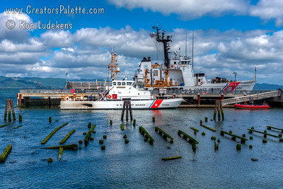 Coast Guard - Astoria, Oregon