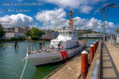 Coast Guard - Astoria, Oregon