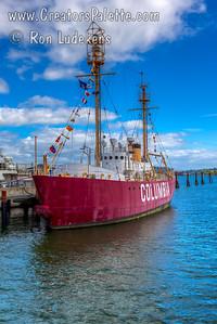 Astoria, OR Light Ship