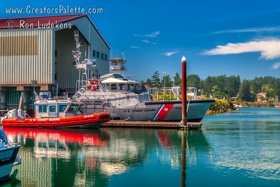 Coast Guard - Brookings, Oregon