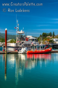 Coast Guard - Brookings, Oregon