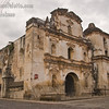 Guatemala Mission Trip - Day 8 - Friday, November 16, 2007 <br /> Ruins of Church of San Agustin in Antigua Guatemala.