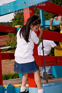 Part of our team will be building a playground at Centennial Camp this week.  You can see how much the kids love this one. Guatemala Mission Trip - Day 3 -  Sunday, November 11, 2007