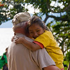 More hugs!  How can you not fall for these kids!  Who is ministering to whom?<br /> Guatemala Mission Trip - Day 3 -  Sunday, November 11, 2007
