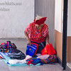 Guatemala Mission Trip - Day 3 -  Sunday, November 11, 2007 <br /> Older Guatemalan woman selling wares on the street.