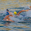 Swim race begins in Lake Atitlan near Panajachel.  As a former swimmer, I can tell you these swimmers were surprisingly good. <br /> Guatemala Mission Trip - Day 3 -  Sunday, November 11, 2007
