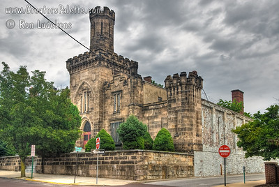 Old County Jail, Norristown, Pennsylvania