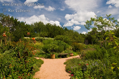 Photo taken at the Natural Gardener, Austin, TX The Butterfly garden.
