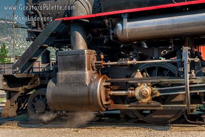 Ely Nevada - Nevada Northern Railway