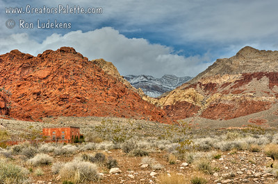 Calico Basin - Red Rock Canyon, Nevada