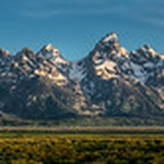 Grand Tetons - Mormon Row