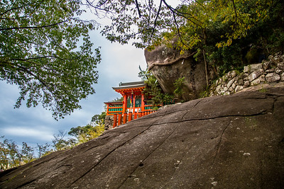 Gotobiki iwa rock, Kamakura shrine.