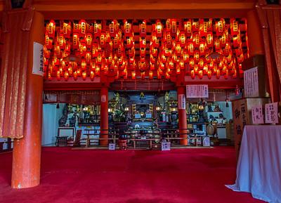 Seigontoji Temple.