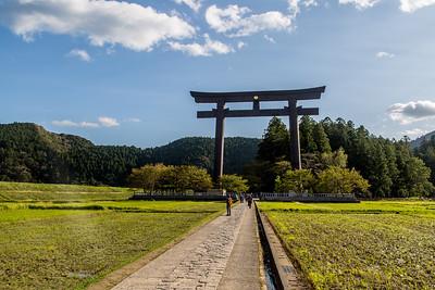 Hongu torii