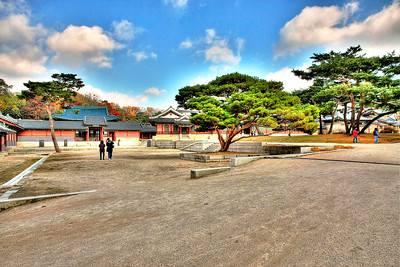Chang Deok Gung Palace