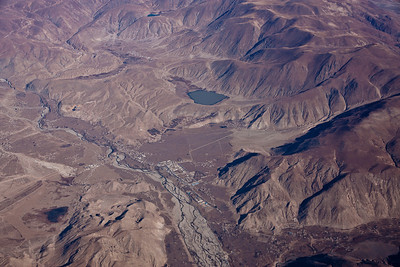 A town near Lhasa.