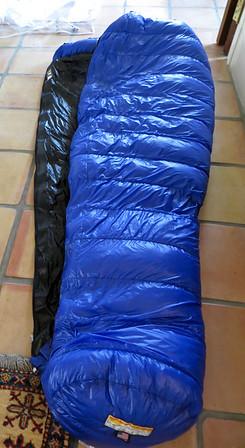Sac de couchage (20F=-7C) ou plus chaud
