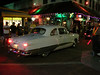 In old town Kissimmee on Christmas Eve they had a vintage car show