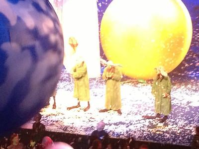Slava's Snow Show at the Bristol Hippodrome