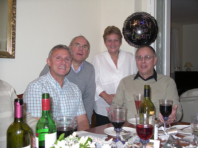 Four of the seven Sokol siblings - Lawrence, Richard, Sue and John