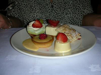 mmmm pudding(s)!