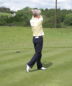 Not a bad swing