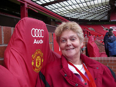 The new manager of United!