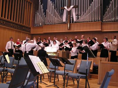 a choir warmup