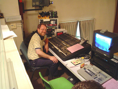 Terry running sound. 4/2004.