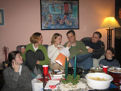 Young Adult Ministry, First Friday's December 2005