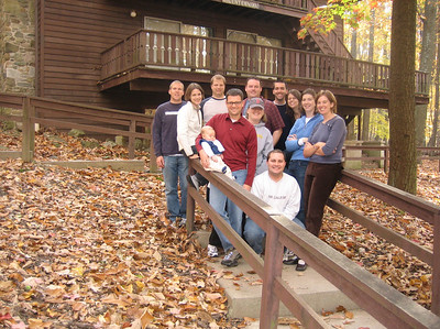 Young Adult Ministry Fall Retreat, 2005