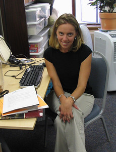 Mandi Pusateri Worship Support Coordinator photo taken 9/2006