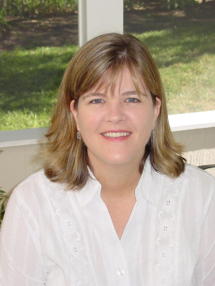 Pastor Laura Crihfield Parish Associate photo taken 8/2006