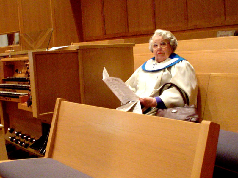 Choir - Arlene