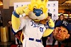 The KC Royals Sluggerrr In Our Photo Booth.