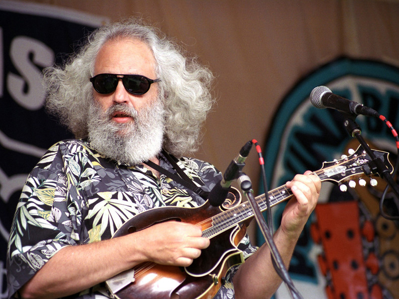 Dave Grisman at the Podunk