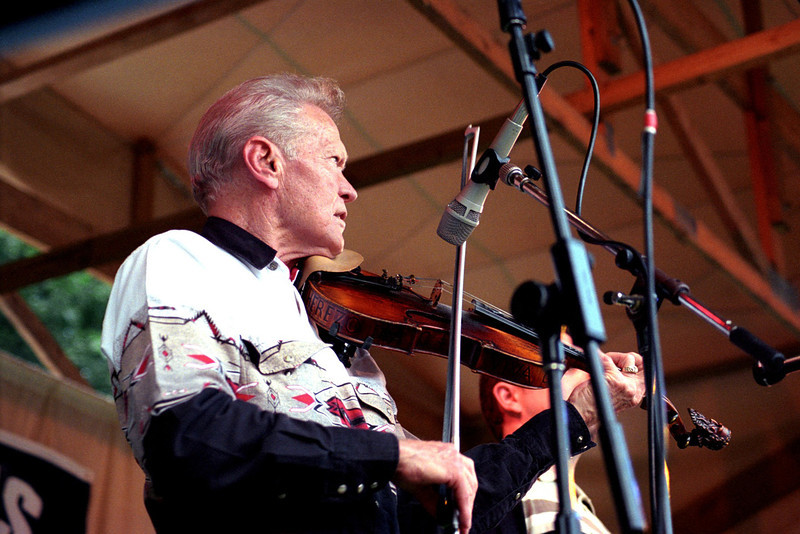 Vassar Clements at the Podunk