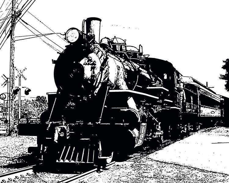 Steam Engine #97