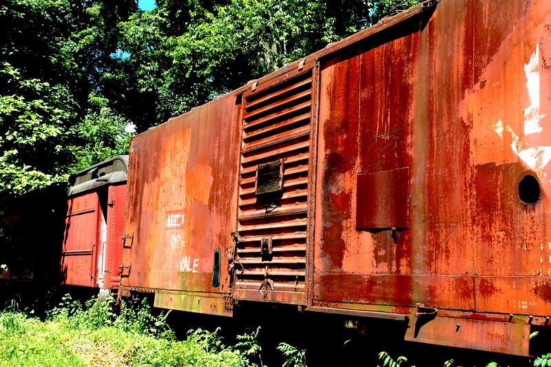 Boxcar Graveyard