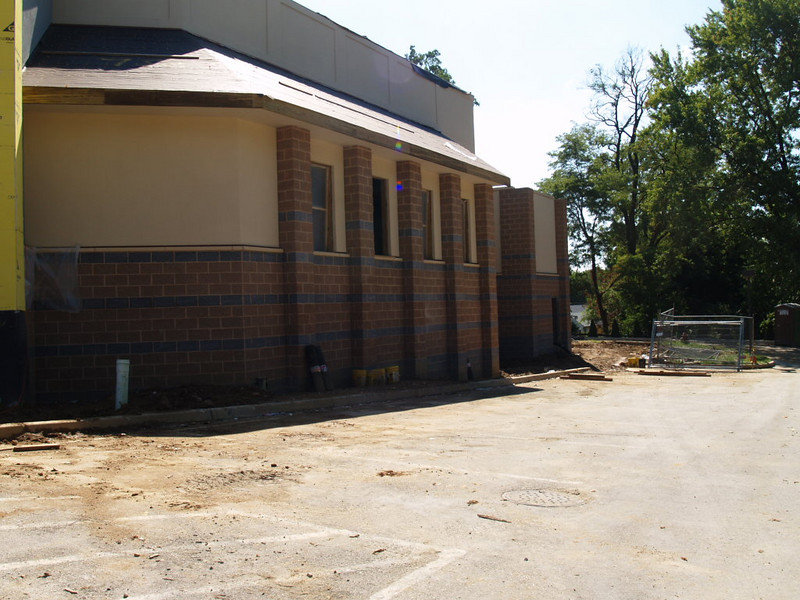 9/28/2007: worship center exterior