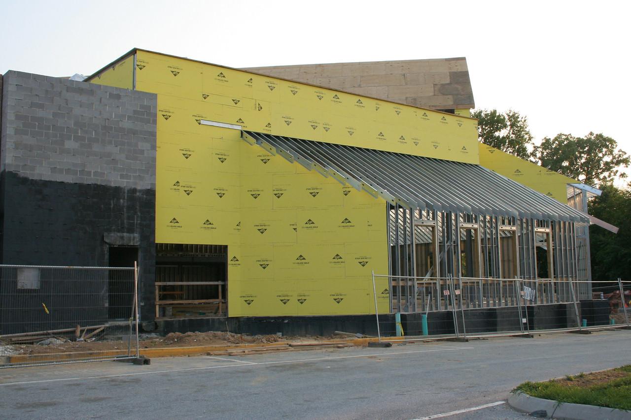 8/28/2007: worship center