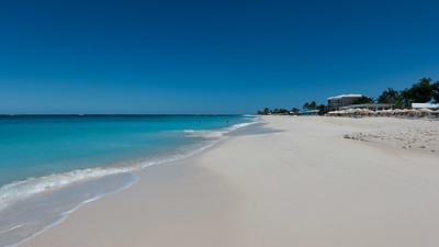 East Shoal Bay beach - doesn't get any better than this. Where are the crowds???