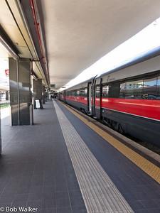 Naples rail station