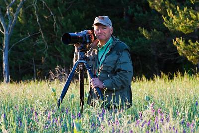 My good friend and photography mentor, Mike Schlitt