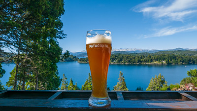 Fabulous views and great beer