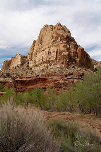 In Capital Reef National Park