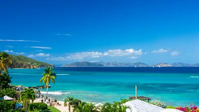 View towards Tortola from ER residence