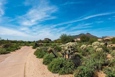 The Boulders Golf resort