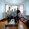 Octavio, Fatima, Zandra and Ramiro